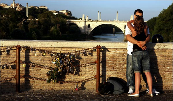 locks of love - luchetti dell'amore