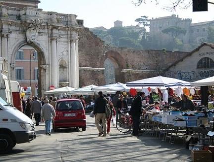 Portaportese sleepingrome blog rome tourism - Porta portese affitti appartamenti roma ...