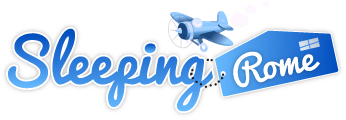 SleepingRome.com Logo